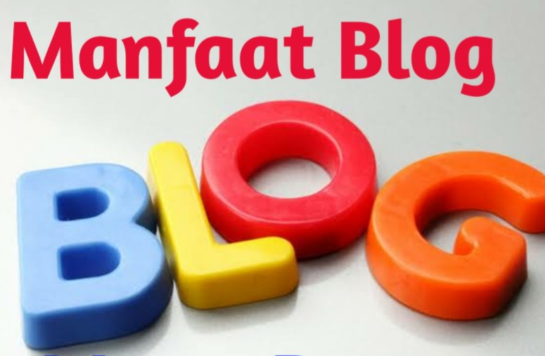 Manfaat Blog disitus Web